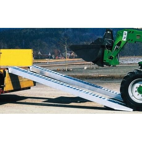 RAMPAS ALUMINIO 4000 X 410 – 2900 KG