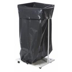 Carro 4 ruedas bolsa de basura 125 Litros