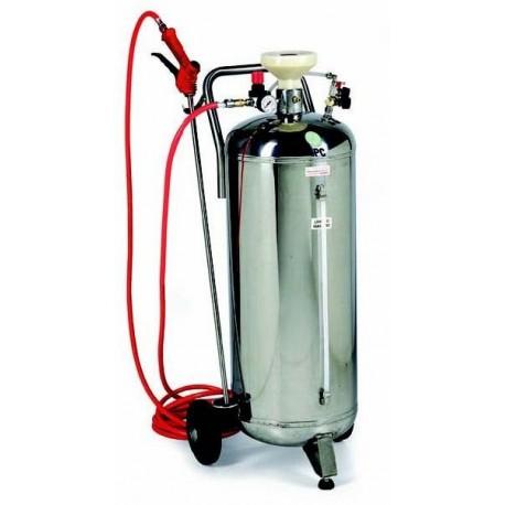 LT.X.S 24 Acero inox Spray Foam