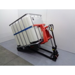 Transpaleta inclinadora manual 1000 kg