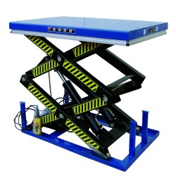 Mesa elev. eléctr. 2000 kg, 3000 mm