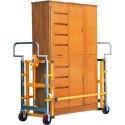 Elevadores de armarios y rampas de aluminio