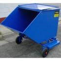Cestones y contenedores de chapa y plástico